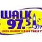 WALK-FM  July 24, 1995  1 CD