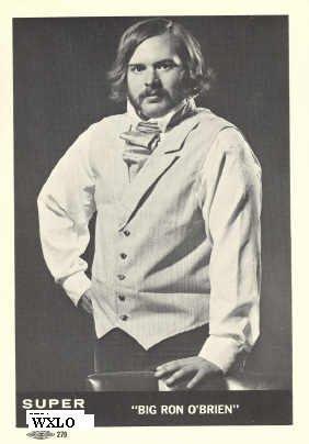 KIIS-FM  Big Ron O'Brien  1983  1 CD