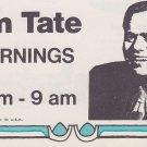 WKNR  Jim Tate 8-21-70 &  9-9-70  1 CD