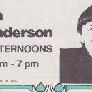 WKNR  Dan Henderon  6/7/71  &  Bob Chonolt  1971  Jingles  1 CD