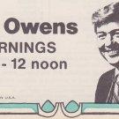 WKNR Mac Owens 8/21/70  3 CDs