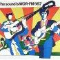 WOR-FM  Jim Lonsberry, Johnny Michaels, Scott Muni  3/67  1 CD