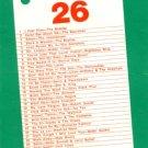 WINS  Paul Sherman  October 15, 1963     1 CD
