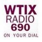 WTIX-New Orleans -Robert Mitchell  10/12/72  1 CD