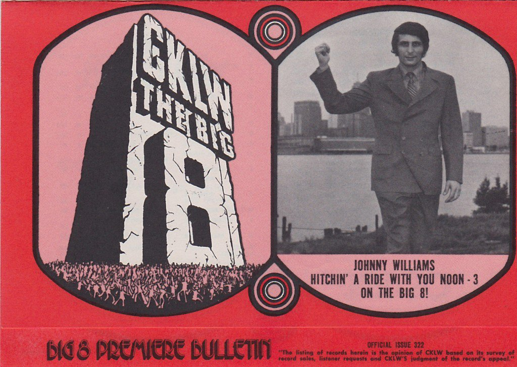 CKLW Charlie Van Dyke 5/26/69 & Bill Winters 8/29/70  1 CD