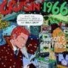 Cruisin' 1966 Original History of Rock & Roll Pat O'Day  KJR  1 CD