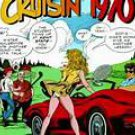 Cruisin' 1970 Original History of Rock & Roll Kris Erik Stevens  WLS 1 CD