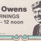 WKNR Mac Owens 8/21/1970  1 CD