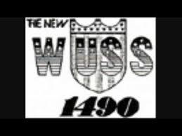 WUSS 1490 Atlantic City - Ellis B Feaster - Nov 1983  1 CD