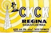 CKCK    R.D. Lawrence  April 1, 1969  1 CD