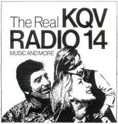 KQV Jim Quinn  1/21/68  1 CD