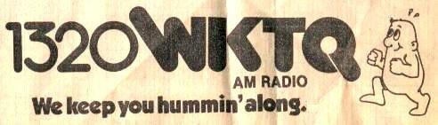 WKTQ  Don Bombard  8/3/80  1 CD