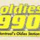 CKGM Oldies 990 Rob Reford & Gord James  6/5/00   2 CDs
