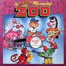 WHTZ  Morning Zoo. Scott Ross  4/27/87 & 4/12/87  3 CDs