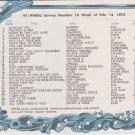 WWDJ Steve Clark  3/30/74  & Sean Casey  3/29/74  2 CDs