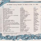 WWDJ Bob Savage-Gary Russell -last day 3/31/74  1 CD