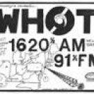WHOT-FM Brooklyn Pirate -Un-Scoped January 10, 1984  5 CDs