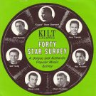 KILT Rob McCloud  12/20/64  2 CDs