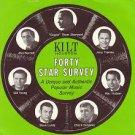 KILT  Alex Bennett    4/12/67 & 6/67   2 CD