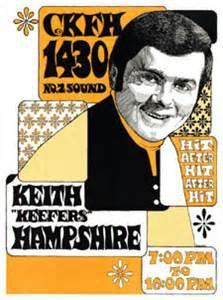 CKFH 9/9/72 1 CD