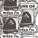 WDAS Jacko  R & B    1/1/82  1 CD