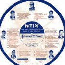 WTIX John Reed   12/30/68  1 CD