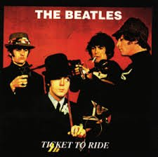 WNEW-FM -Beatles Ticket to Ride 2/7/04  1 CD