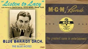 WINS  Jack Lacy April 18,1965  1 CD