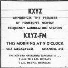 KXYZ July 4th 1970 Radio Special  1 CD