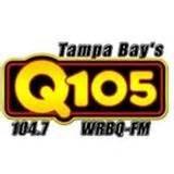 WRBQ Q 105 Tampa Bay 11/86  1 CD