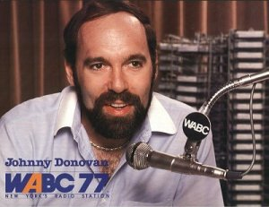 WABC Johnny Donovan 8/8/77 & 1974  1 CD