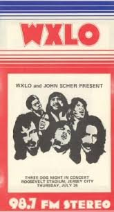 WOR-FM to WXLO Jimmy King 10/23/72  2 CDs