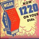 WGAR  Phil Gardner 8/30/74  1 CD
