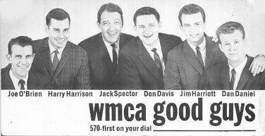 WMCA Jack Spector 9/16/70 last music show Top 25 Survey  2 CDs