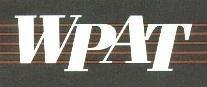 WPAT AM-FM December 1980. 1 CD