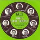 KILT Bob McCord 7/6/66  1 CD