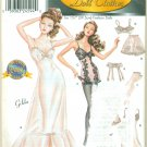 "15½"" Gene Doll SEXY LINGERIE COUTURIER SEWING PATTERN Simplicity 9527"