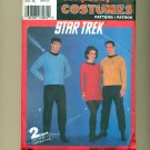 Vintage Halloween Costume Sewing Pattern Star Trek TOS Simplicity 8028 UNCUT