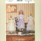 "Vogue 18"" Doll Historical Clothes Pattern UNCUT 7442"