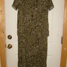 WOMENS DAVID WAYNE DRESS SIZE 8 VERY CUTE