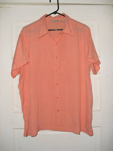 WOMENS QUIZZ WOMAN & CO TOP SIZE 18 VERY CUTE