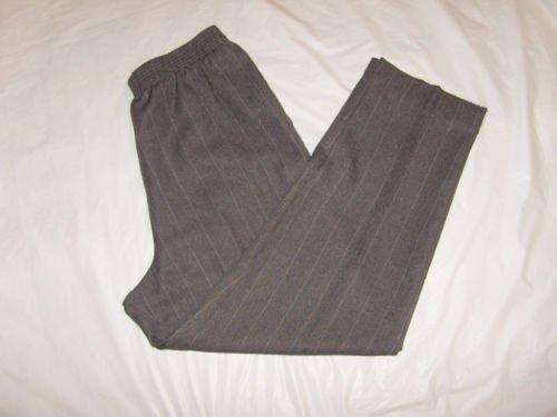 Womens Allison Daley dress pants size 12 gray