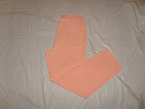 WOMENS MY KINDA GAL PANTS SIZE 12 PEACH