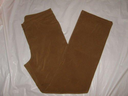 Women's 600 West Dress Pants size 6 Light Brown