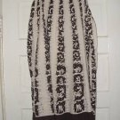 WOMENS ROUTE 66 SKIRT SIZE M VERY CUTE