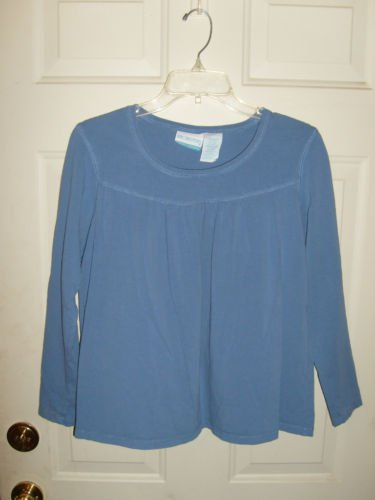 WOMEN'S ANNOUNCEMENTS MATERNITY TOP SIZE LARGE 12/14