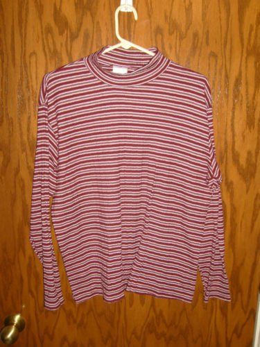 WOMEN'S BOBBY BROOKS TOP SIZE XL LONG SLEEVE