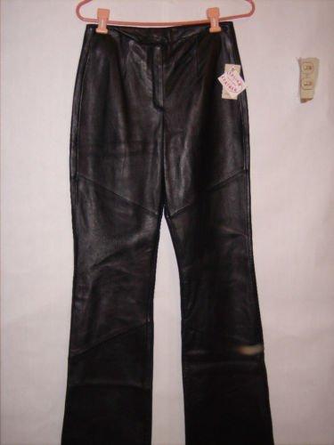 Wilson 100% Italian Leather Pants size 4 NWT $250 tag