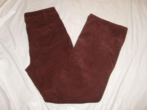 London Jeans The Brooke Fit Corduroy Jeans Size 12