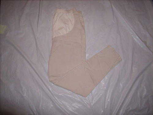 Take Nine Maternity Beige Dress Pants size L EUC
